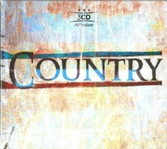 Blandade Artister - All The Best Country (3Cd-Box)