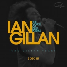 Ian Gillan - The Voice Of Deep Purple - The Gill