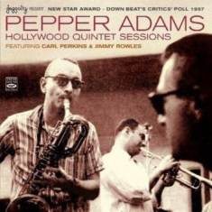 Adams Pepper - Hollywood Quintet Sessions