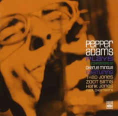 Adams Pepper - Plays The Compositions Of Mingus