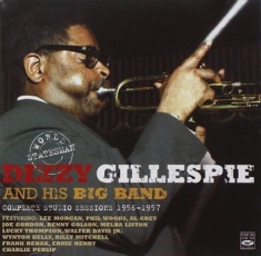 Dizzy Gillespie - Big Band Complete Studio Sessions