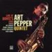 Art Pepper Quintet - Live At Donte's 1968 (2 Cd Set)