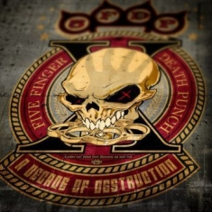 Five Finger Death Punch - A Decade Of Destruction