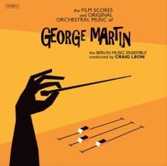 Martin George - Film Scores & Orchestral Music Of G