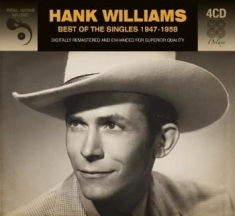 Williams Hank - Best Of The Singles 1947-1958 (4Cd)