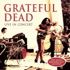 Grateful Dead - Live In Concert 1980 (Fm)
