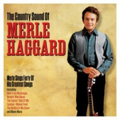 Merle Haggard - The Country Sound Of
