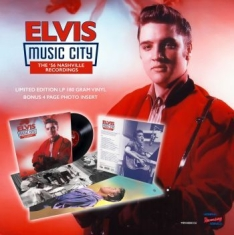 Presley Elvis - Music City - The '56 Nashville Reco