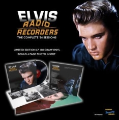 Presley Elvis - Radio Recorders - The Complete '56