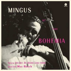 Mingus Charles - At The Bohemia/Ltd.180