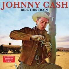 Cash Johnny - Ride This Train 2Lp [import]