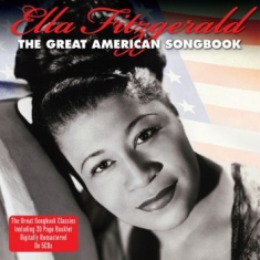 Ella Fitzgerald - The Great American Songbook (5Cd)