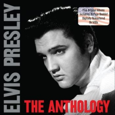 Presley Elvis - Anthology (5Cd-Box)