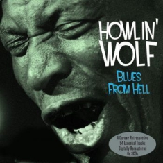 Howlin' Wolf - Blues From Hell (3Cd-Box)