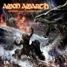 Amon Amarth - Twilight Of The..