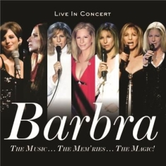 Barbra Streisand - The Music...The Mem'ries...The Magi