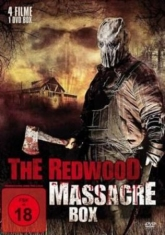 Redwood Massacre Box (4 Film-Editio - Redwood Massacre Box (4 Film-Editio
