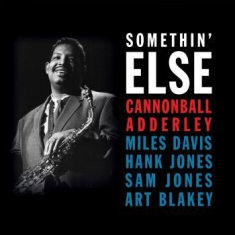 Adderley cannonball - Somethin' Else (2Cd)