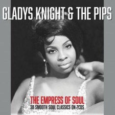Knight Gladys & The Pips - The Empress Of Soul (2Cd)