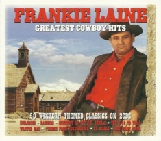 Laine Frankie - Greatest Cowboy Hits (2Cd)