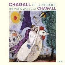 Blandade Artister - The Music World Of Chagall