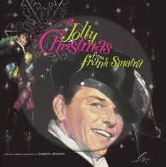 Sinatra Frank - A Jolly Christmas (Picture Disc)