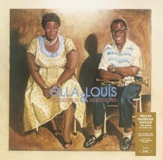 Fitzgerald Ella And Louis Armstrong - Ella And Louis
