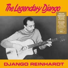 Reinhardt Django - The Legendary Django