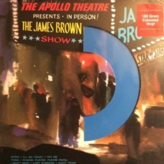 Brown James - Live At The Apollo (Coloured)