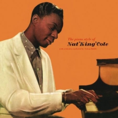 Nat King Cole - The Piano Style