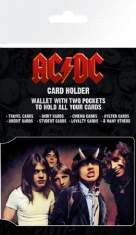 AC/DC - AC/DC Card Holder Wallet