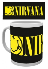 Nirvana Tongue - Nirvana Mug Tongue