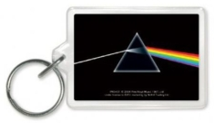 Pink Floyd - Pink Floyd Acrylic Keychain (Dark Side Of The Moon)