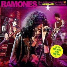 Ramones - Musikladen Recordings (Lp+Dvd)