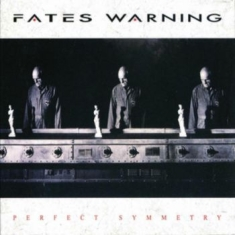 Fates Warning - Perfect Symmetry (Black Lp)