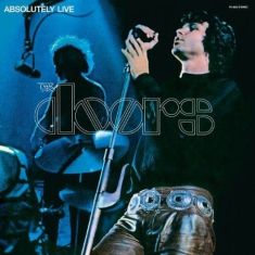 The Doors - Absolutely Live (2-LP)
