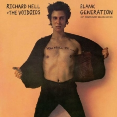 Hell,Richard & Voidoids - Blank Generation - 40th anniversary