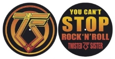 Twisted Sister - You Can't stop rock 'n' roll SLIPMATS