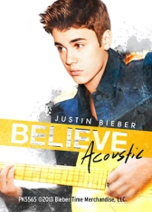 Justin Bieber - Justin Bieber Acrylic Keychain (Acoustic)