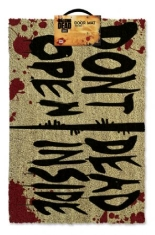 Door Mat - The Walking Dead Doormat (Dont Open Dead Inside)