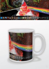 Pink Floyd - Pink Floyd Mug (Dark Side of The Moon 40th Anniversary)