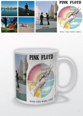 Pink Floyd - Pink Floyd Coffee Mug (Wish You Were Here))