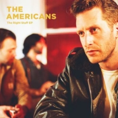 Americans - Right Stuff Ep