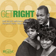 The Ru-Jac Records Story - Get Right: The Ru-Jac Records
