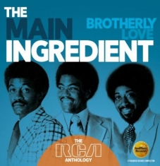 Main Ingredient - Brotherly Love:Rca Anthology