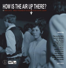 Blandade Artister - How Is The Air Up There?: 80 Mod, S
