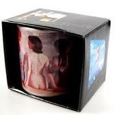 Pink Floyd - Painted ladies boxed mug