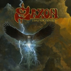 Saxon - Thunderbolt (Vinyl Red)