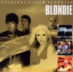 Blondie - Original Album Classics 3Cd (Import