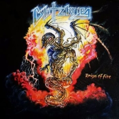Blitzkrieg - Reign Of Fire